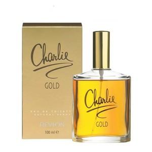 Revlon Charlie Gold Perfume for Women 100 ml
