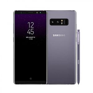 "Samsung Galaxy Note 8, 6.3"" Screen, Single Sim, 6GB RAM, 64GB ROM, CPU Octa-Core Smartphone Orchid Grey"