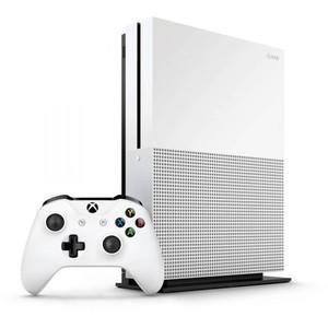 Xbox One S - 500 GB White