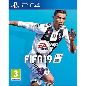 Electronic Arts Fifa 19 For Standard Edition For Playstation 4