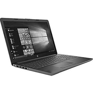 HP 15.6 inch Core i3 7th Gen 4GB RAM 1TB HDD Laptop (15-DA0004TU) - Win 10