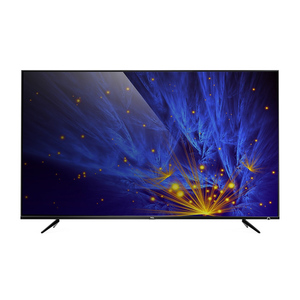 TCL 43 Inch UHD Smart LED TV P6 Black