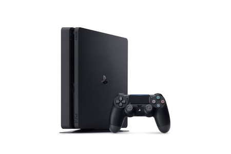 PlayStation 4 Slim 500GB - Black