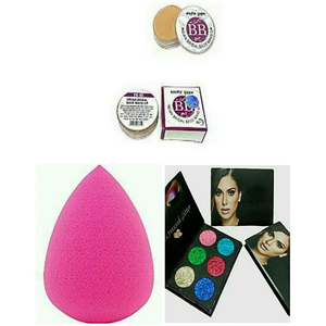 Pack Of 3 Beauty Kit BT-140 Beige