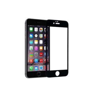 5D Tempered Glass Protector for iPhone 6 Black