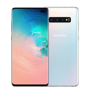 "Samsung Galaxy S10 Plus Display 6.4"", CPU Octa-core, Smartphone Ceramic White"