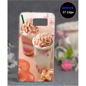 Samsung S7 Edge Ice Cream Style Mobile Cover Multi Color