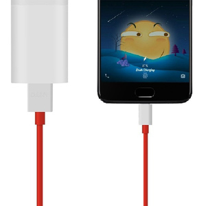 Dash Fast Charger for OnePlus 3, 3T, 5,  5T White