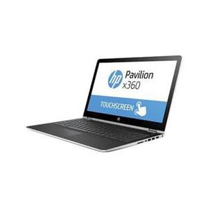 "HP Pavilion 15 Br052 X360 Laptop Core I5 7200U 15.6"" Screen Silver"