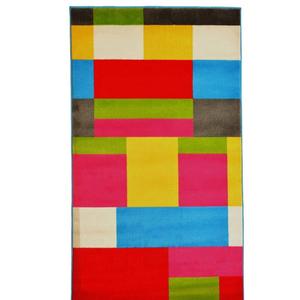 SAJALO Floor Rug Multi Color