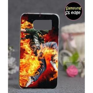 Samsung S6 Edge Cover Fire SA-5013 Multi Color
