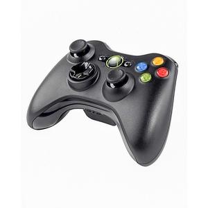 XBox 360 Wireless Controller Gamepad - Black