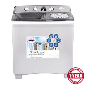 Boss Large Capacity Washing Machine KE14000BS White & Grey