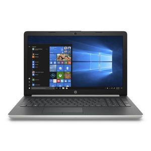 """HP 15 Da0033 Notebook Core I3 8130U 15.6"""" Touchscreen Silver"""