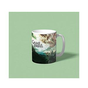 Games Of Thrones Coffee Mug BM-138 Multicolor