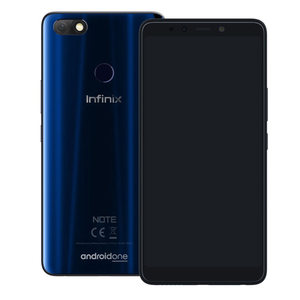 Infinix Note 5 4 GB RAM 64 GB ROM Ice Blue