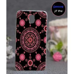 Samsung J7 Pro Soft Fancy Cover SA-5553 Multi Colo ...