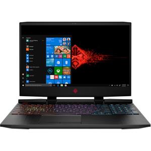 "HP Omen 15 Dc0030 Gaming Laptop Core I7 8750H 15.6"" Full HD Screen Black"