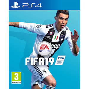 EA Sports FIFA 19 For PS4