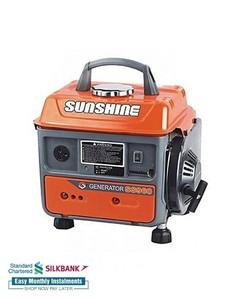 0.65 KVA 2 Stroke Petrol Generator SS960 Orange
