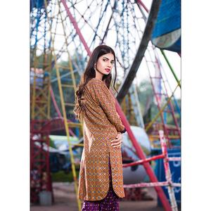Sitara Studio 2 Pcs Unstitched Sapna Lawn Collection 6112 A Multicolor