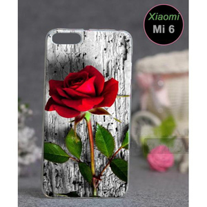 Xiaomi Mi 6 Case Rose Style SAA-6899 Multi Color