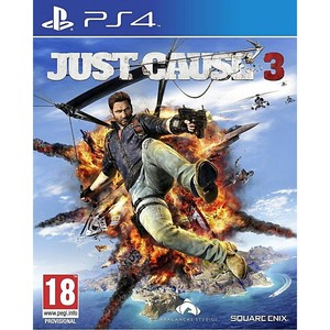 SONY PlayStation 4 DVD Just Cause 3 PS4 Game