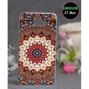 Samsung J7 Max Fancy Style Mobile Cover SA-3027 Mu ...