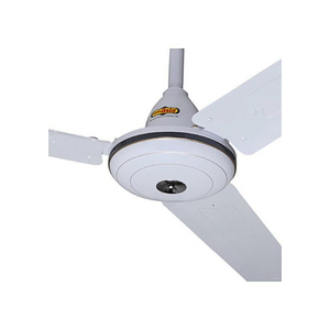 Super Asia Alpha Model Fan White
