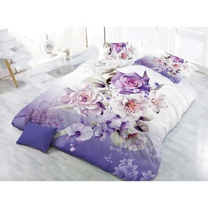 3D Bed Sheet SD0502 Multi Color