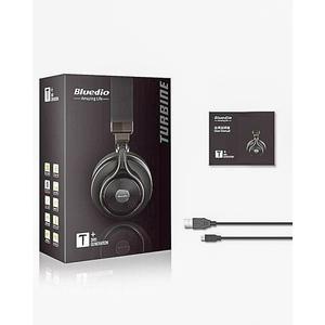 T3 Plus Bluetooth Headset Black