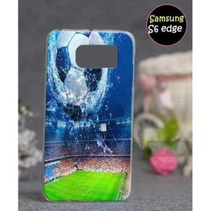 Samsung S6 Edge Cover Football SA-5016 Multi Color