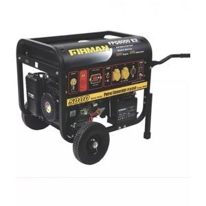 Firman Fpg8000E2 Petrol Generator Fpg Line 5.5 KW  Black