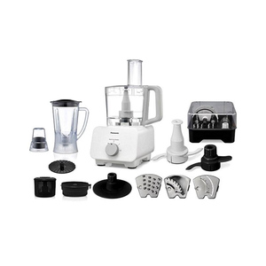Panasonic Food Processor MK-F500 33 Functions White & Black