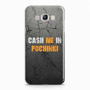 Skinlee Hard Case Cover for Samsung J5 2016 & J510 SKN-TA-3862 Multicolor