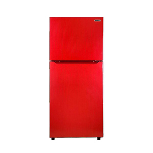 Orient Grand Refrigerator 205 Litre Hairline Red