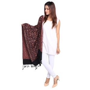 Misbah's Style Floral Pashmina Shawl for Women SH0 ...