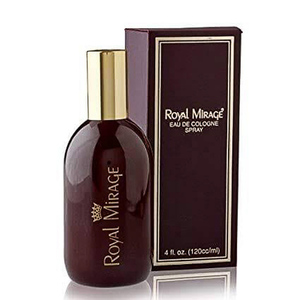 Royal Mirage Eau De Cologne Spray For Both 120 Ml BT-302