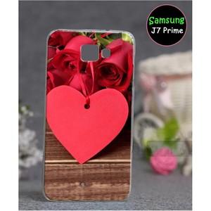 Samsung J7 Prime Love Cover SAA-1704 Red