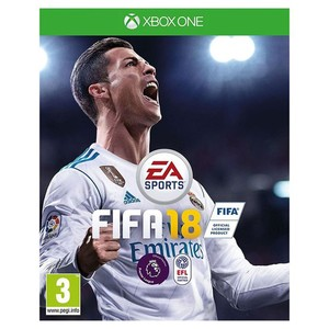 FIFA 18 with Standard Edition - Xbox One