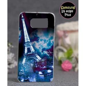 Samsung S6 Edge Plus Fancy Cover SA-5364 Blue