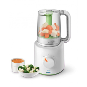 Philips Avent Baby Food Steamer & Blender 220 W