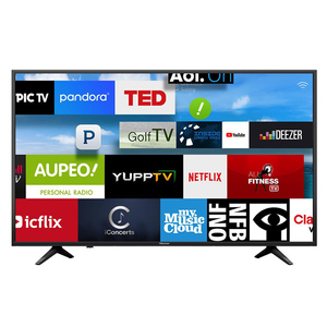 "Hisense 50"" 4K UHD LED TV 50A6100 Black"