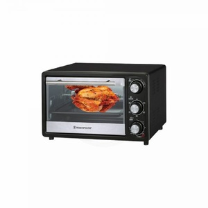 Westpoint 18 ltrs Toaster Oven with Rotisserie WF1800R Black