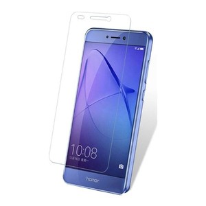2 Pcs Tempered Glass Protector for Huawei Honor 8 Lite Transparent