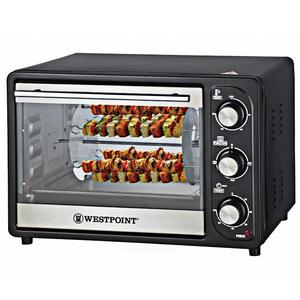 Westpoint Wf-2310 Rotisserie Oven Kebab Grill Black