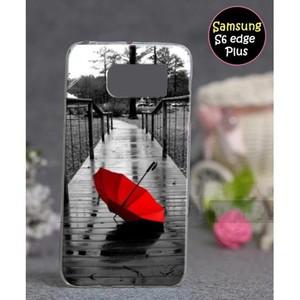 Samsung S6 Edge Plus Mobile Cover Rain Style SA-34 ...