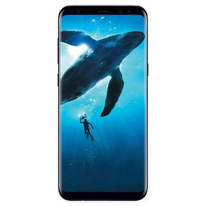 Samsung Galaxy S8 5.8 Inches, 4 GB RAM, 64 GB ROM, ...