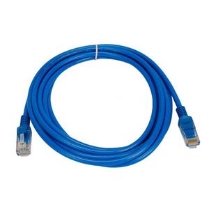 Lan Cable CAT6 UTP 3M Blue