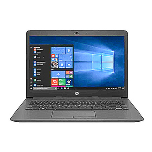 """HP Notebook 245 G7 14"""" HD Display 3. 2200u 4GB RAM DDR4 500GB HDD Black"""